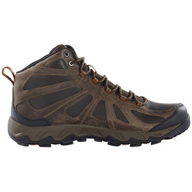 Columbia Peakfreak XRCSN II Mid Outdry Shoes Herren cordovan / bright copper